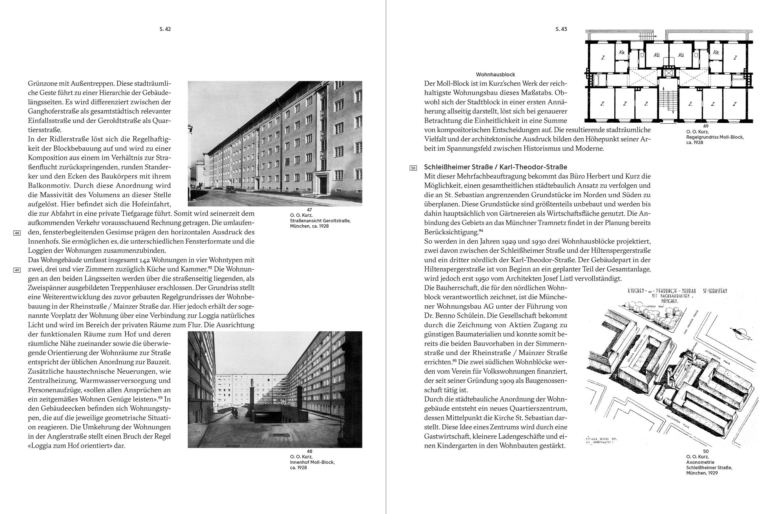 Gesamtwerk Architektur multerer architekten ook